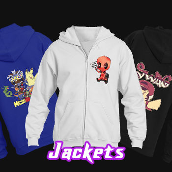 Zipper Jackets